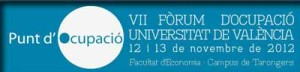 geoinnova en el forum ocupacin uv