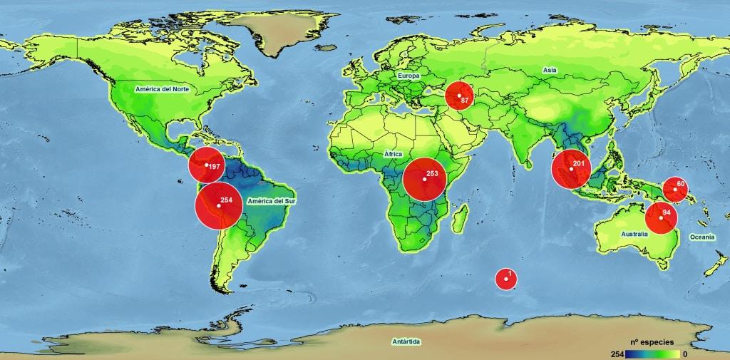 Mamíferos UICN