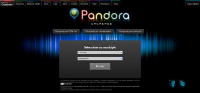 PandoraDB