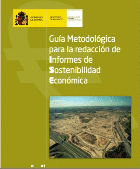 Guia metodologica redacción de informes de sostenibilidad economica