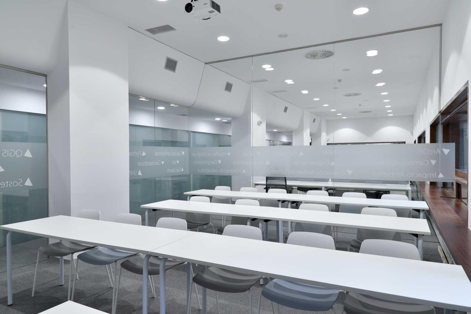 Coworking Geoinnova - Sala Multiusos