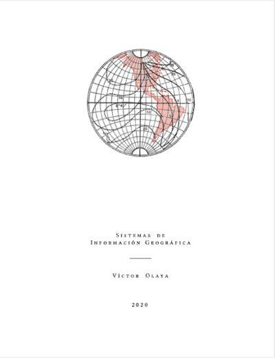 Portada libro sistemas de informacion geografica