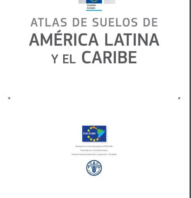 Cartografía de suelos de América y el Caribe