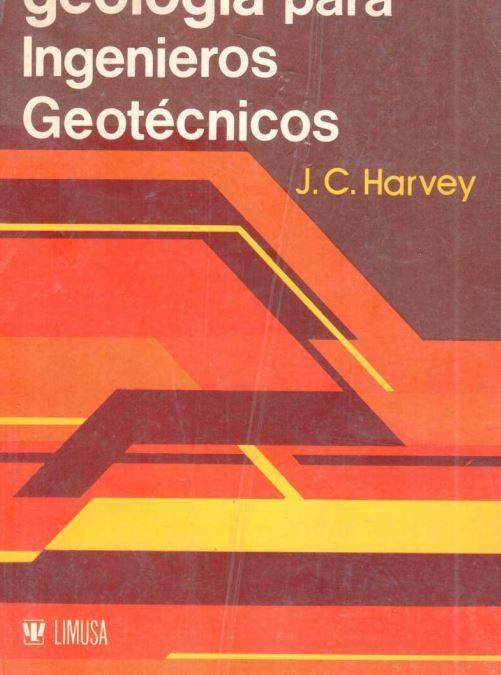 Geología para ingenieros geotécnicos