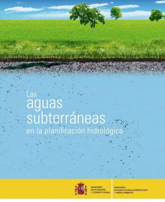 Las aguas subterráneas en la planificación hidrológica