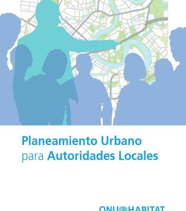 Planeamiento urbano para ciudades locales