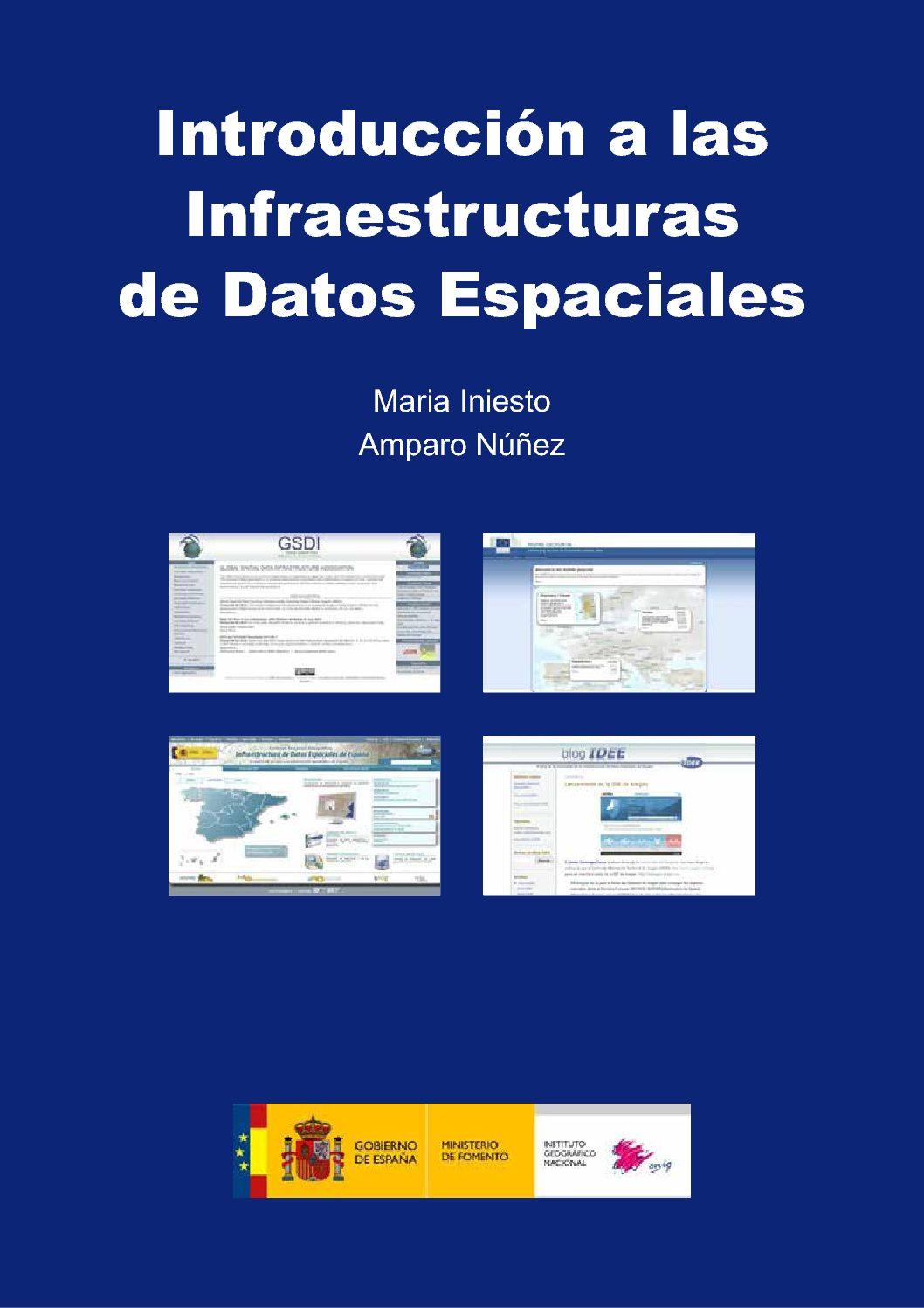 Introducción a las Infraestructuras de Datos Espaciales