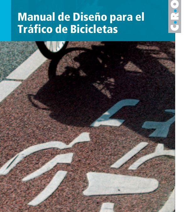 Manual de Diseño para el Tráfico de Bicicletas