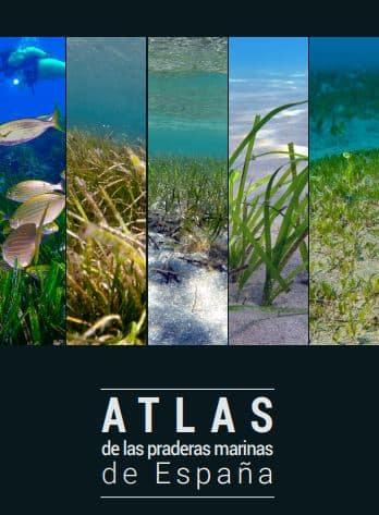 Atlas de las pradera marinas de España