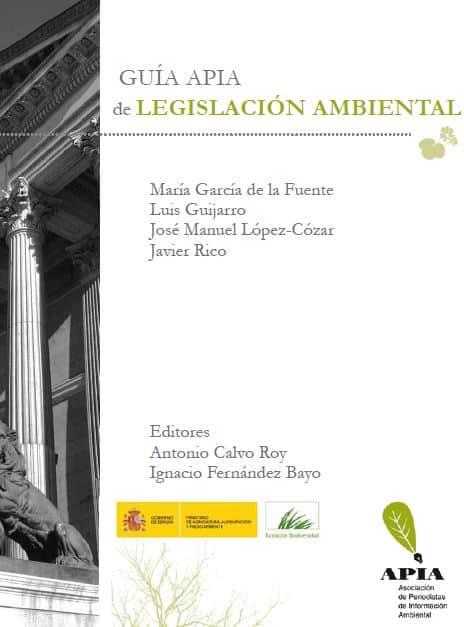 Guía Apía de Legislación Ambiental