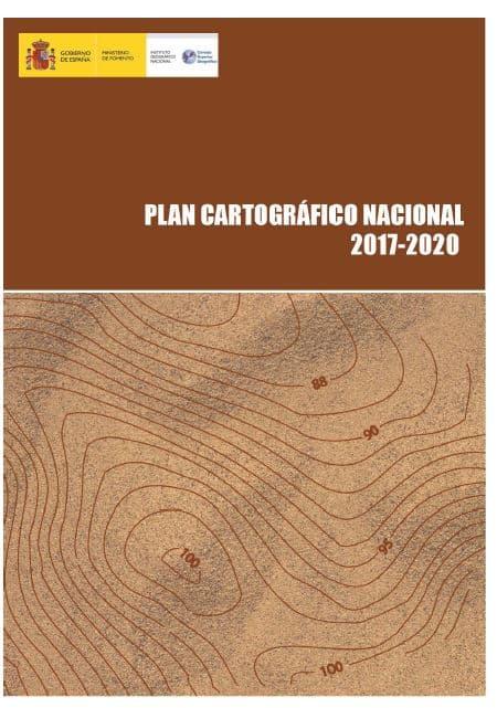 Plan Cartográfico Nacional 2017-2020