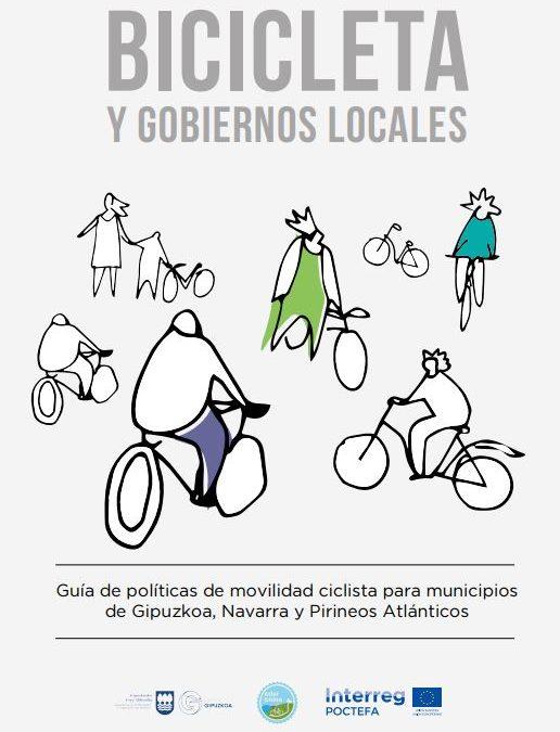Guía de políticad de movilidad ciclista para los municipios de Gipuzkoa, Navarra y Pirineos Atlánticos