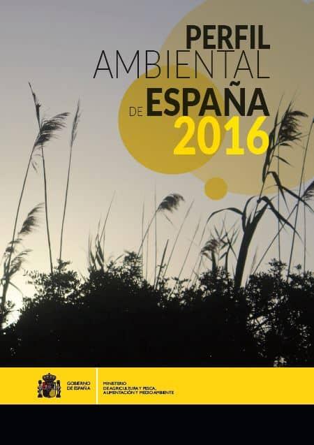 Perfil Ambiental de España 2016
