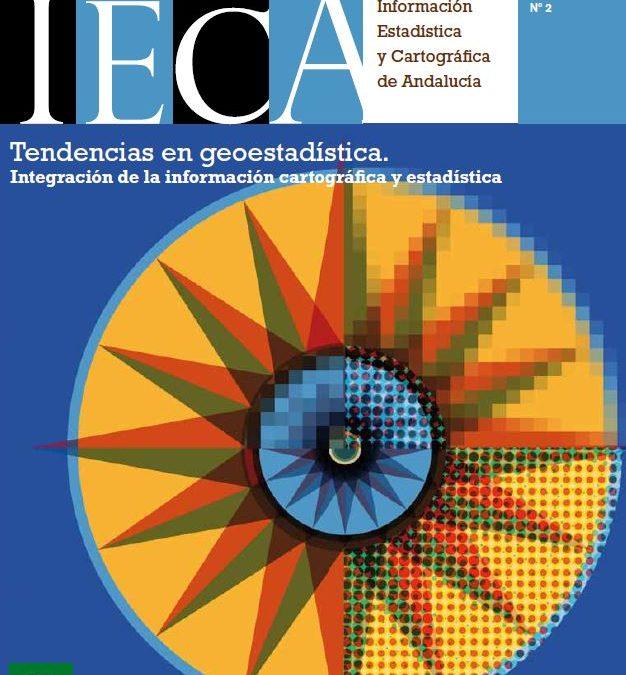 Tendencias en geoestadística. Integración de la información cartográfica y estadística