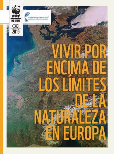 Vivir por encima de los límites de la naturaleza en Europa