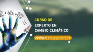 Curso de Experto en Cambio Climático