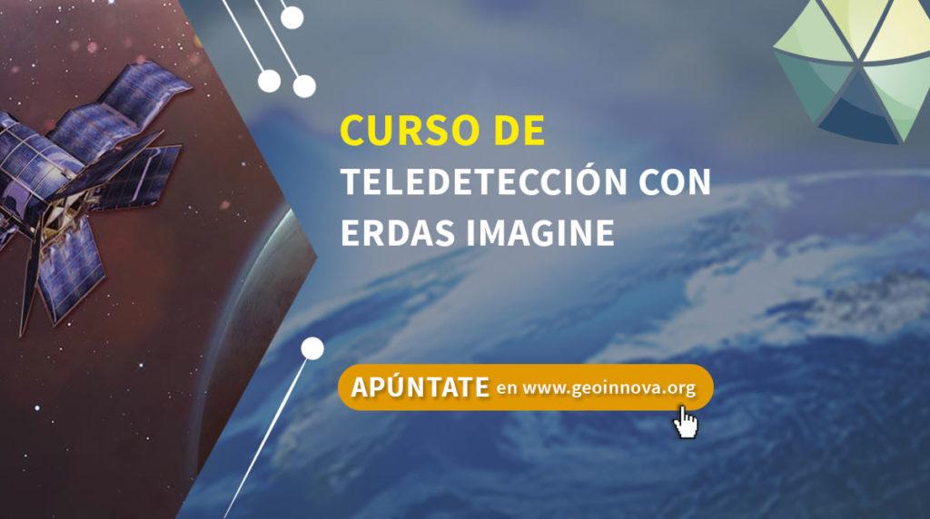 Curso teledetección con ERDAS Imagine