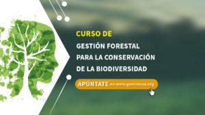 Curso de Gestión Forestal para la Conservación de la Biodiversidad