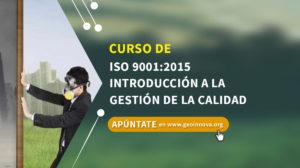 Curso de ISO 9001:2015 – Introducción a la Gestión de la Calidad