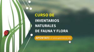 Curso de Inventarios Naturales de Fauna y Flora