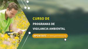 Curso de Programas de Vigilancia Ambiental