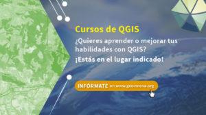 Cursos de QGIS Geoinnova
