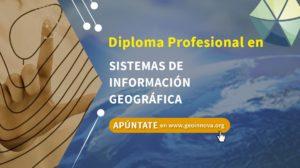 Diploma Profesional en Sistemas de Información Geográfica