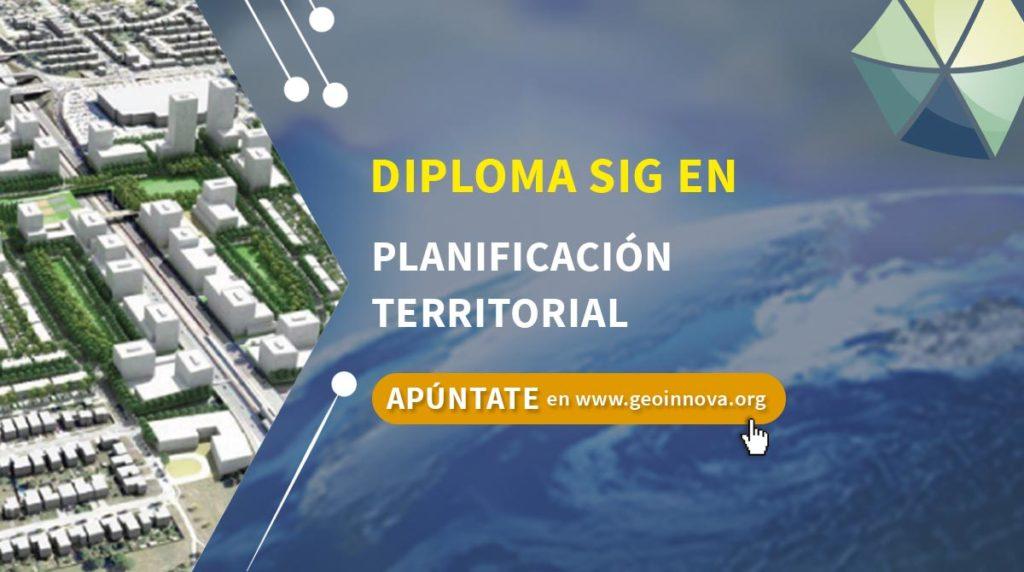 Diploma SIG en Planificación Territorial