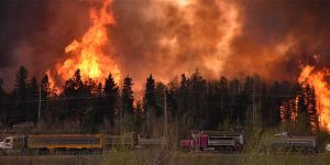 incendio Fort Mcmurray