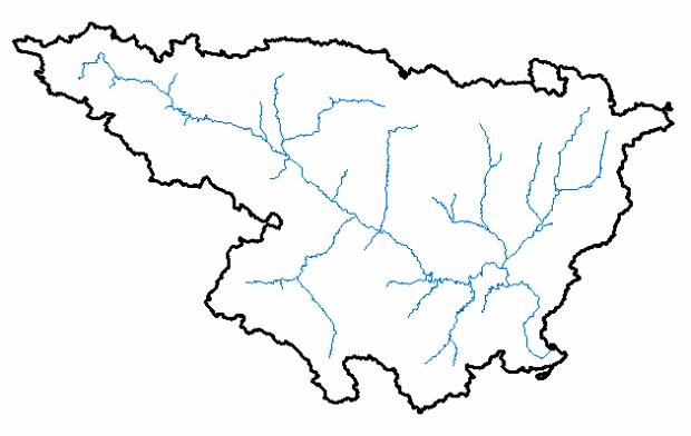 Redes de drenaje