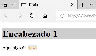 AÑADIR CSS EN LA CABECERA DEL HTML