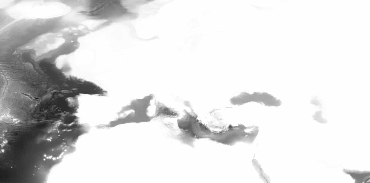 Modelo Batimétrico Europa