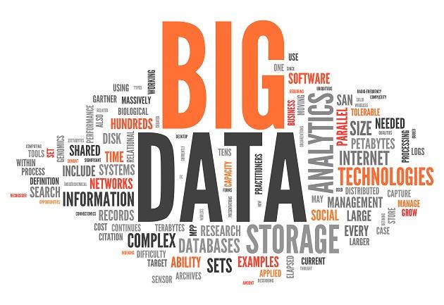 "Word Cloud ""Big Data"""