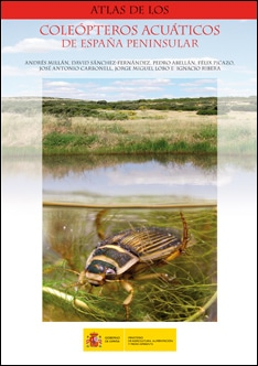 Atlas de coleópteros acuáticos de España Peninsular;NIPO 280-