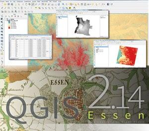 Curso de QGIS 2.14