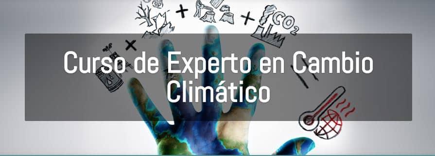 Curso de Experto de Cambio Climático de Geoinnova