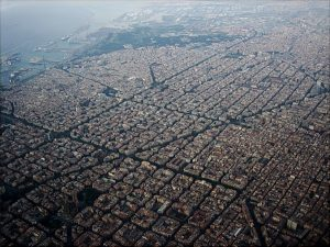 Eixample de Barcelona Fuente Wikipedia