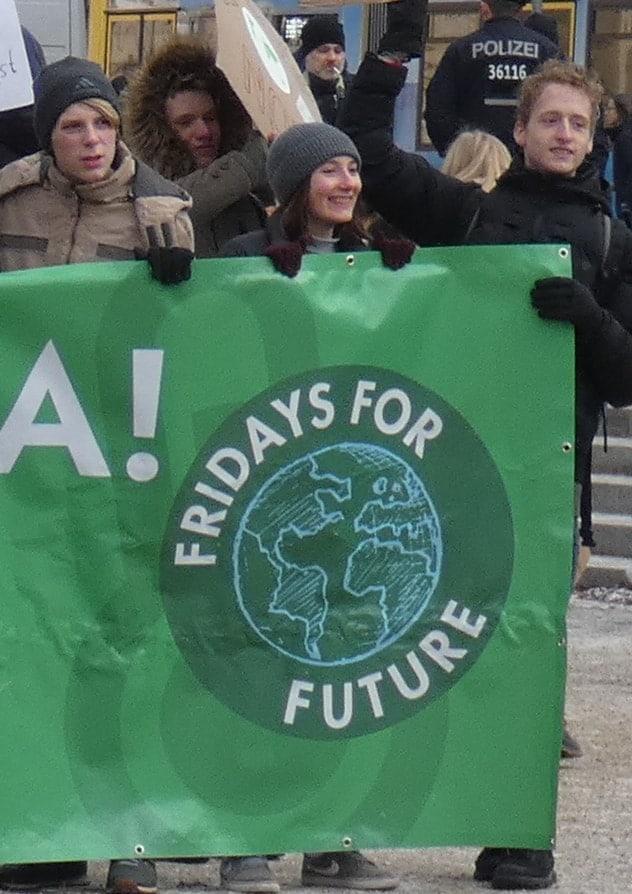 Fridays for Future. Viernes por el futuro