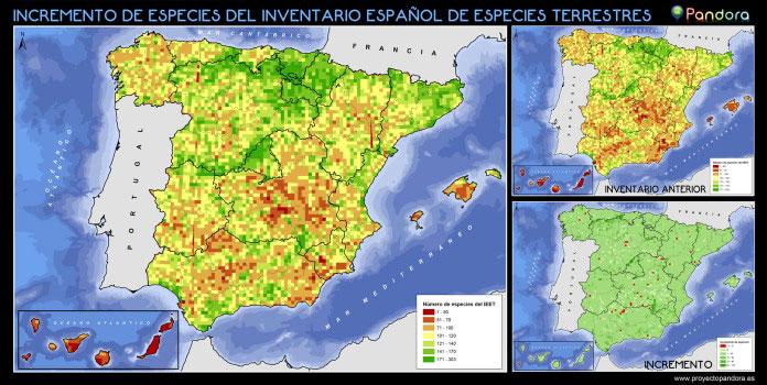 Inventario Español de Especies Terretres