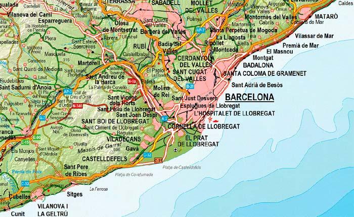 Base Cartográfica Nacional