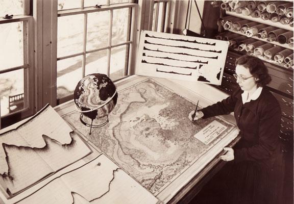 Marie-Tharp-woman-cartographer