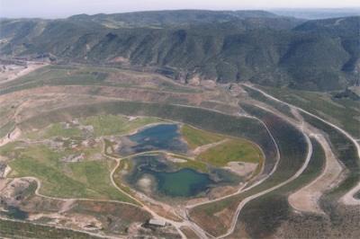 restauración minas