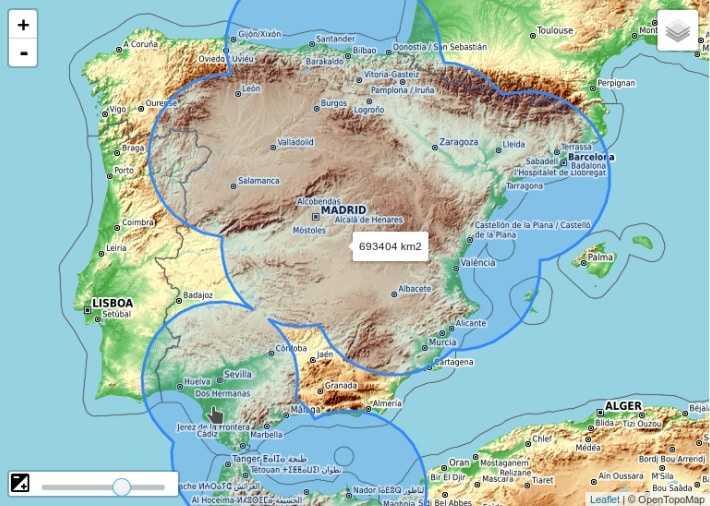 mapas en entornos web