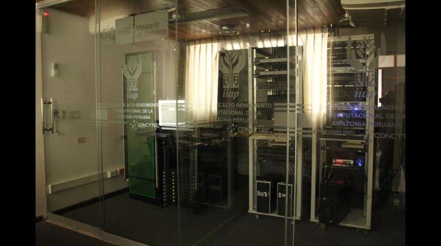 Supercomputadora para la Amazonía peruana