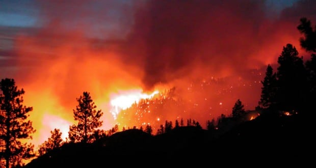 Plan Local de Incendios Forestales