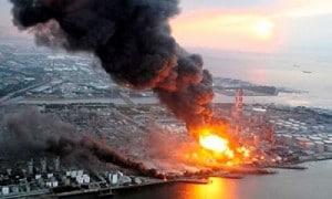 El accidente en Fukushima fue en marzo de 2011