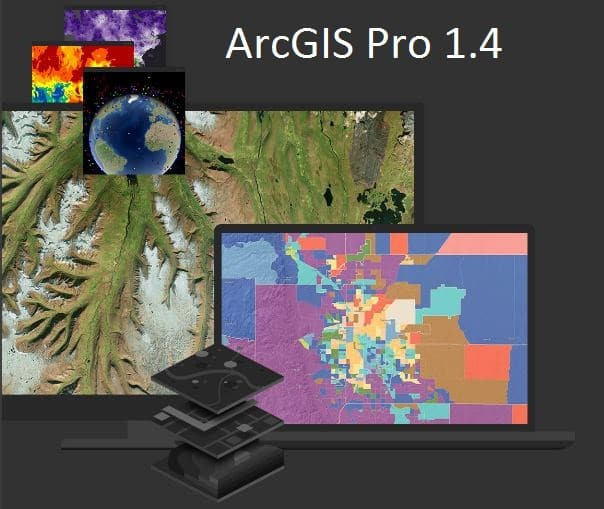 ArcGIS Pro 1.4