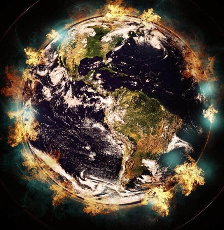 El calentamiento global provoca cambios en la dinámica del planeta