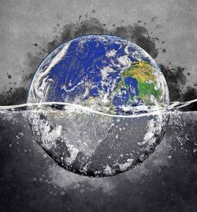 El aumento del nivel del mar es una de las consecuencias del cambio climático