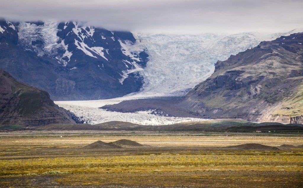 Islandia sorprende con la belleza de sus paisajes